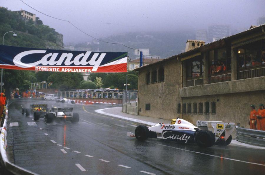 1984 Monaco Senna