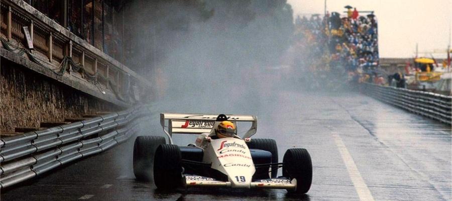 Monaco Moment in History